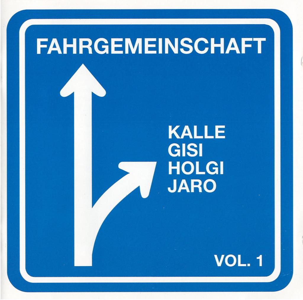 Fahrgemeinschaft cover